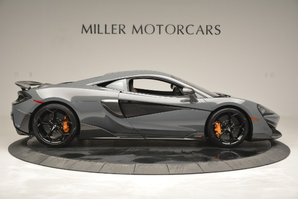 Used 2019 McLaren 600LT Luxury for sale Sold at Bentley Greenwich in Greenwich CT 06830 9