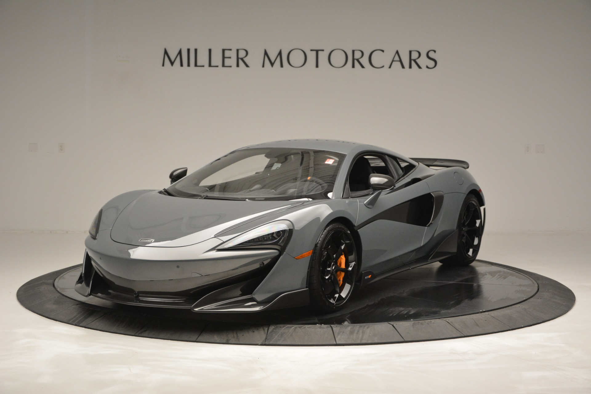Used 2019 McLaren 600LT Luxury for sale Sold at Bentley Greenwich in Greenwich CT 06830 1