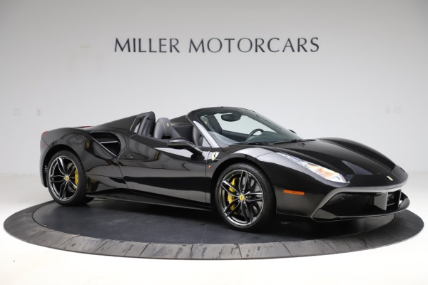 Used 2017 Ferrari 488 Spider for sale Call for price at Bentley Greenwich in Greenwich CT 06830 10