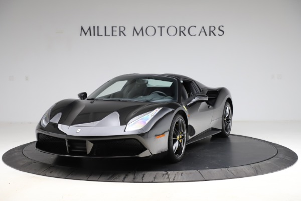 Used 2017 Ferrari 488 Spider for sale Call for price at Bentley Greenwich in Greenwich CT 06830 13