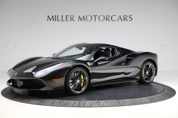 Used 2017 Ferrari 488 Spider for sale Call for price at Bentley Greenwich in Greenwich CT 06830 14