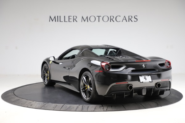 Used 2017 Ferrari 488 Spider for sale Call for price at Bentley Greenwich in Greenwich CT 06830 17