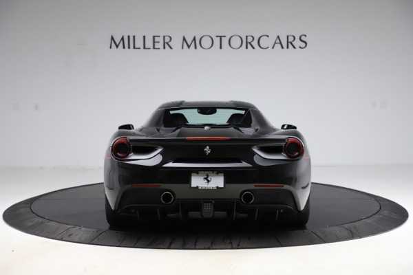 Used 2017 Ferrari 488 Spider for sale Call for price at Bentley Greenwich in Greenwich CT 06830 18