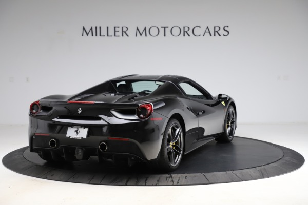 Used 2017 Ferrari 488 Spider for sale Call for price at Bentley Greenwich in Greenwich CT 06830 19