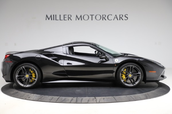 Used 2017 Ferrari 488 Spider for sale Call for price at Bentley Greenwich in Greenwich CT 06830 21
