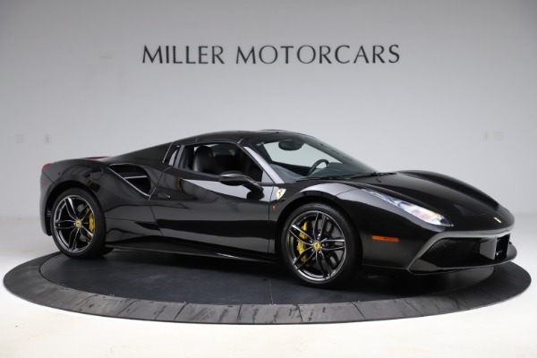 Used 2017 Ferrari 488 Spider for sale Call for price at Bentley Greenwich in Greenwich CT 06830 22