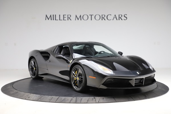 Used 2017 Ferrari 488 Spider for sale Call for price at Bentley Greenwich in Greenwich CT 06830 23