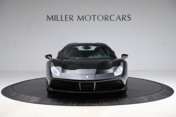 Used 2017 Ferrari 488 Spider for sale Call for price at Bentley Greenwich in Greenwich CT 06830 24