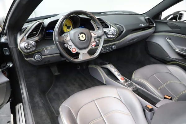 Used 2017 Ferrari 488 Spider for sale Call for price at Bentley Greenwich in Greenwich CT 06830 25