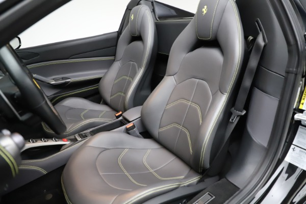 Used 2017 Ferrari 488 Spider for sale Call for price at Bentley Greenwich in Greenwich CT 06830 27