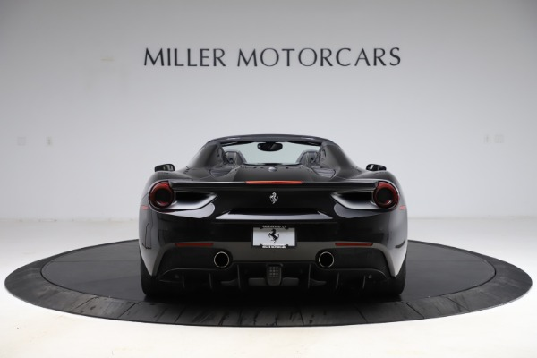 Used 2017 Ferrari 488 Spider for sale Call for price at Bentley Greenwich in Greenwich CT 06830 6