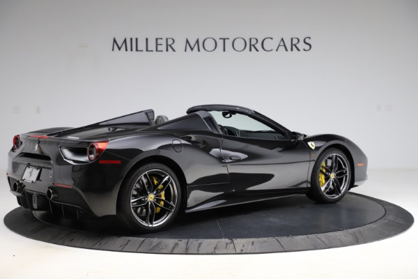 Used 2017 Ferrari 488 Spider for sale Call for price at Bentley Greenwich in Greenwich CT 06830 8