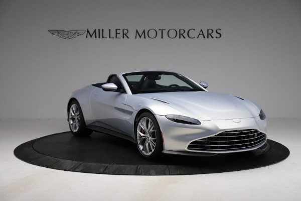 New 2021 Aston Martin Vantage Roadster for sale $184,286 at Bentley Greenwich in Greenwich CT 06830 10