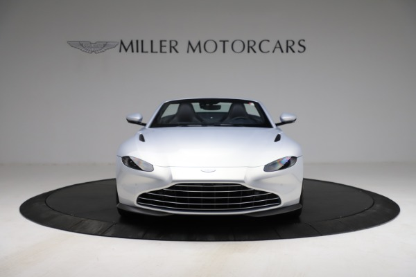 New 2021 Aston Martin Vantage Roadster for sale $184,286 at Bentley Greenwich in Greenwich CT 06830 11