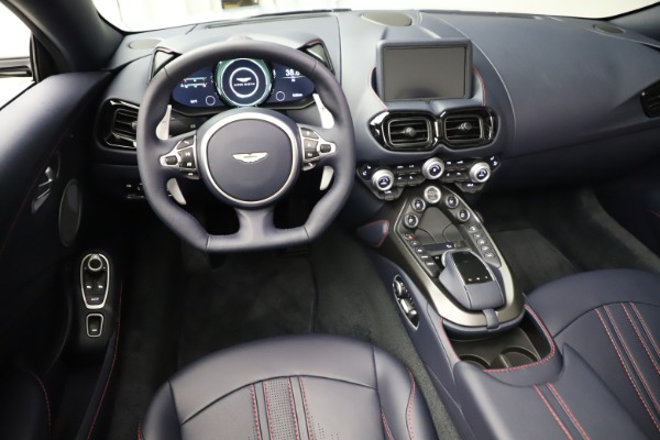 New 2021 Aston Martin Vantage Roadster for sale $184,286 at Bentley Greenwich in Greenwich CT 06830 13