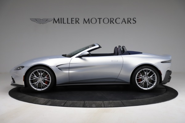 New 2021 Aston Martin Vantage Roadster for sale $184,286 at Bentley Greenwich in Greenwich CT 06830 2
