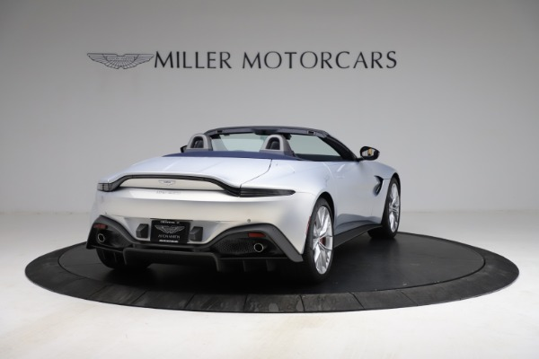 New 2021 Aston Martin Vantage Roadster for sale $184,286 at Bentley Greenwich in Greenwich CT 06830 6