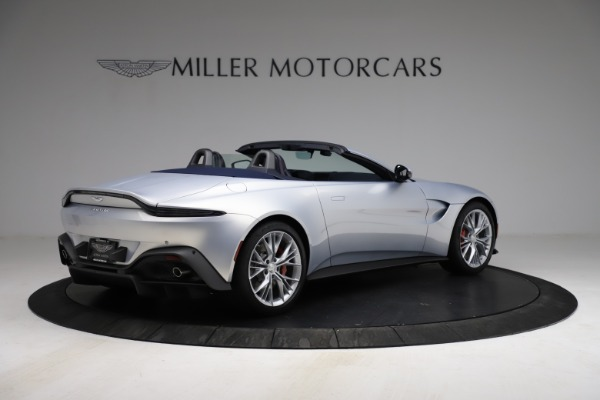 New 2021 Aston Martin Vantage Roadster for sale $184,286 at Bentley Greenwich in Greenwich CT 06830 7
