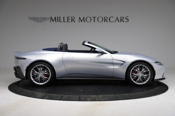 New 2021 Aston Martin Vantage Roadster for sale $184,286 at Bentley Greenwich in Greenwich CT 06830 8