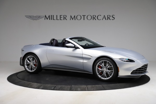 New 2021 Aston Martin Vantage Roadster for sale $184,286 at Bentley Greenwich in Greenwich CT 06830 9
