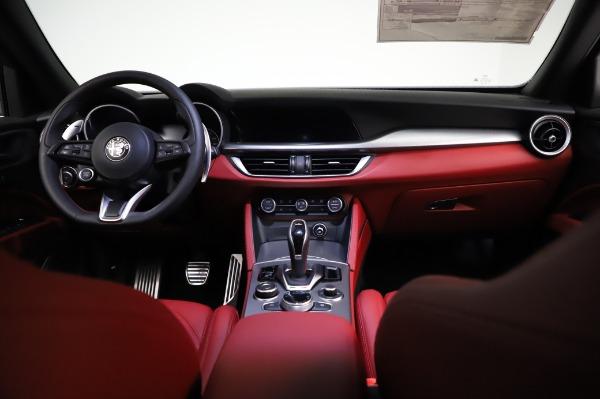 New 2021 Alfa Romeo Stelvio Ti Sport Q4 for sale Sold at Bentley Greenwich in Greenwich CT 06830 16