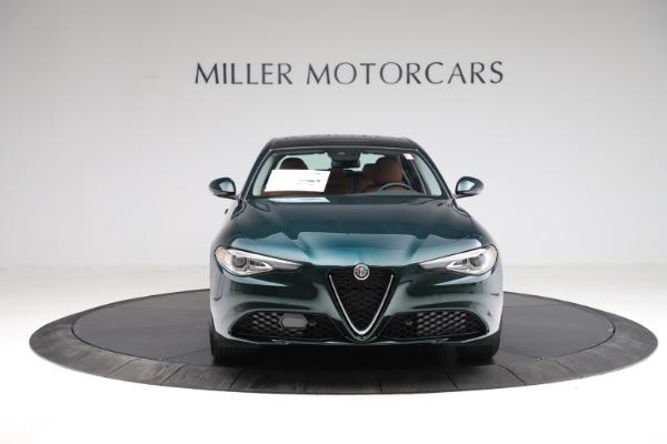 New 2021 Alfa Romeo Giulia Ti Q4 for sale Sold at Bentley Greenwich in Greenwich CT 06830 15
