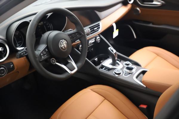 New 2021 Alfa Romeo Giulia Ti Q4 for sale Sold at Bentley Greenwich in Greenwich CT 06830 16