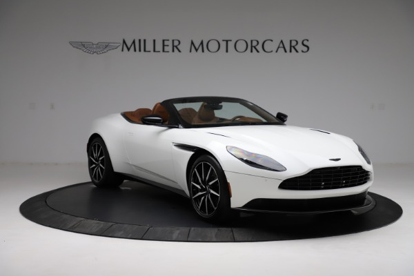 New 2021 Aston Martin DB11 Volante for sale $272,686 at Bentley Greenwich in Greenwich CT 06830 10