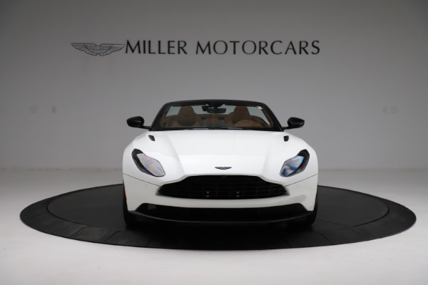 New 2021 Aston Martin DB11 Volante for sale $272,686 at Bentley Greenwich in Greenwich CT 06830 11
