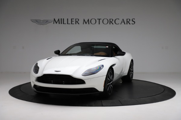 New 2021 Aston Martin DB11 Volante for sale $272,686 at Bentley Greenwich in Greenwich CT 06830 12