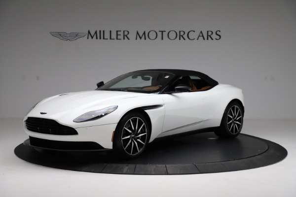 New 2021 Aston Martin DB11 Volante for sale $272,686 at Bentley Greenwich in Greenwich CT 06830 13