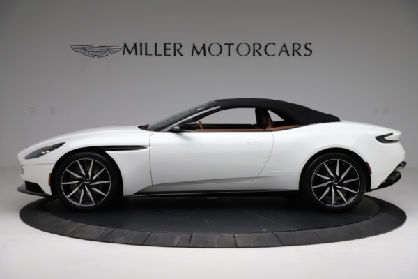 New 2021 Aston Martin DB11 Volante for sale $272,686 at Bentley Greenwich in Greenwich CT 06830 14