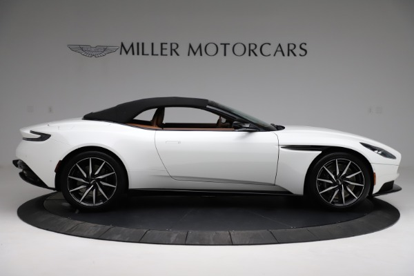 New 2021 Aston Martin DB11 Volante for sale $272,686 at Bentley Greenwich in Greenwich CT 06830 15