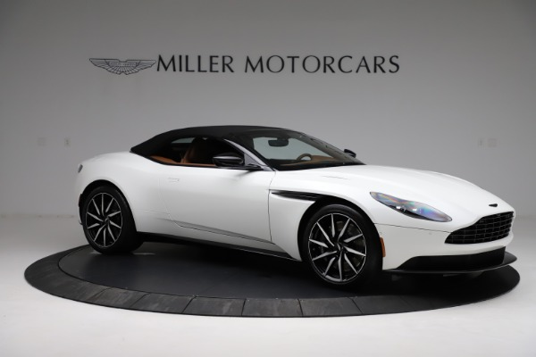 New 2021 Aston Martin DB11 Volante for sale $272,686 at Bentley Greenwich in Greenwich CT 06830 16