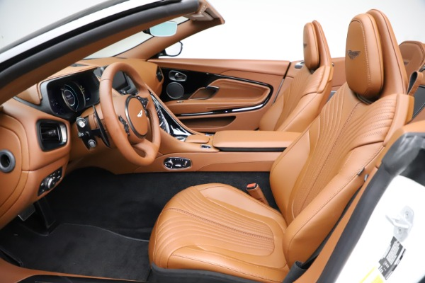 New 2021 Aston Martin DB11 Volante for sale $272,686 at Bentley Greenwich in Greenwich CT 06830 18