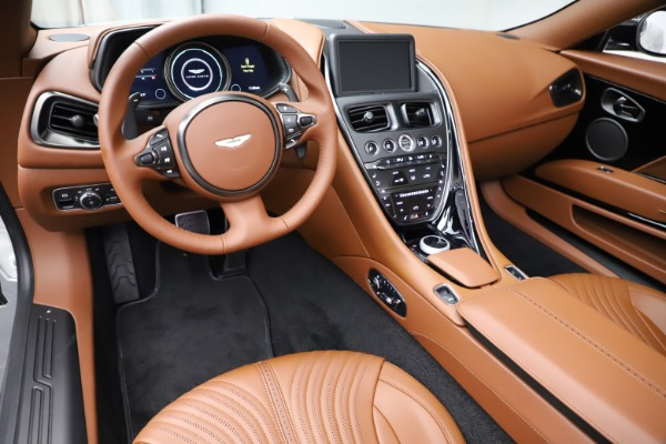 New 2021 Aston Martin DB11 Volante for sale $272,686 at Bentley Greenwich in Greenwich CT 06830 19
