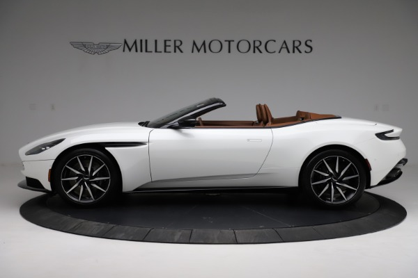 New 2021 Aston Martin DB11 Volante for sale $272,686 at Bentley Greenwich in Greenwich CT 06830 2
