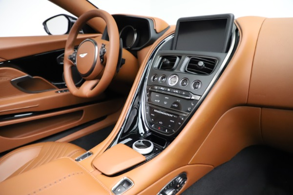 New 2021 Aston Martin DB11 Volante for sale $272,686 at Bentley Greenwich in Greenwich CT 06830 23