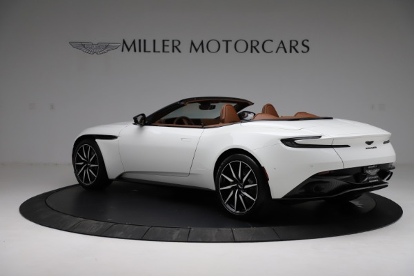 New 2021 Aston Martin DB11 Volante for sale $272,686 at Bentley Greenwich in Greenwich CT 06830 3