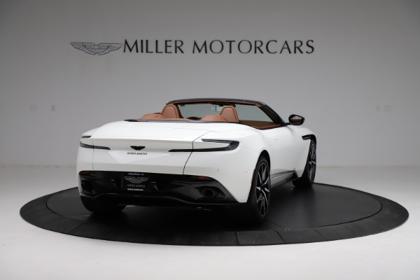 New 2021 Aston Martin DB11 Volante for sale $272,686 at Bentley Greenwich in Greenwich CT 06830 6