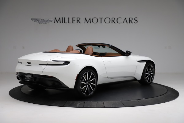 New 2021 Aston Martin DB11 Volante for sale $272,686 at Bentley Greenwich in Greenwich CT 06830 7