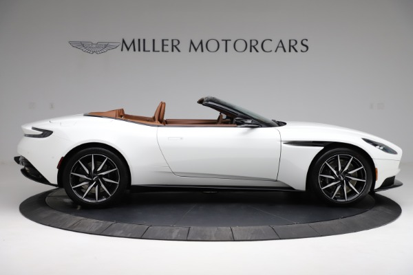 New 2021 Aston Martin DB11 Volante for sale $272,686 at Bentley Greenwich in Greenwich CT 06830 8