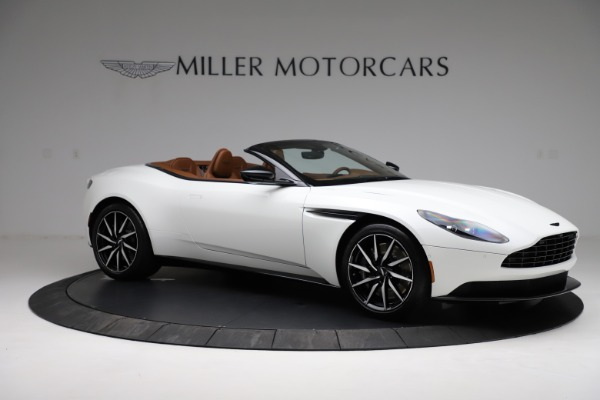 New 2021 Aston Martin DB11 Volante for sale $272,686 at Bentley Greenwich in Greenwich CT 06830 9