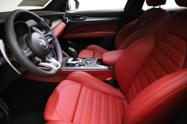 New 2021 Alfa Romeo Stelvio Ti Sport Q4 for sale Sold at Bentley Greenwich in Greenwich CT 06830 14