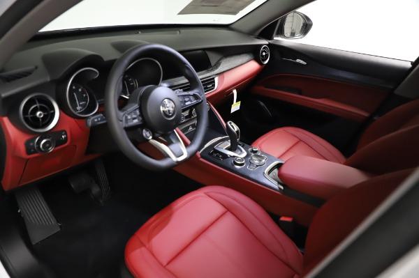 New 2021 Alfa Romeo Stelvio Q4 for sale Sold at Bentley Greenwich in Greenwich CT 06830 13