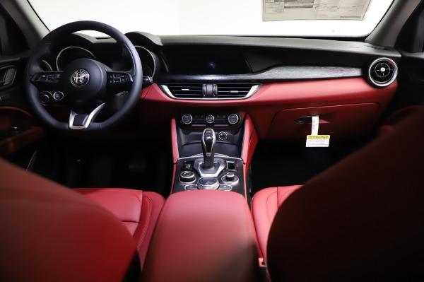 New 2021 Alfa Romeo Stelvio Q4 for sale Sold at Bentley Greenwich in Greenwich CT 06830 16
