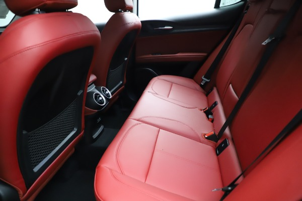 New 2021 Alfa Romeo Stelvio Q4 for sale Sold at Bentley Greenwich in Greenwich CT 06830 19