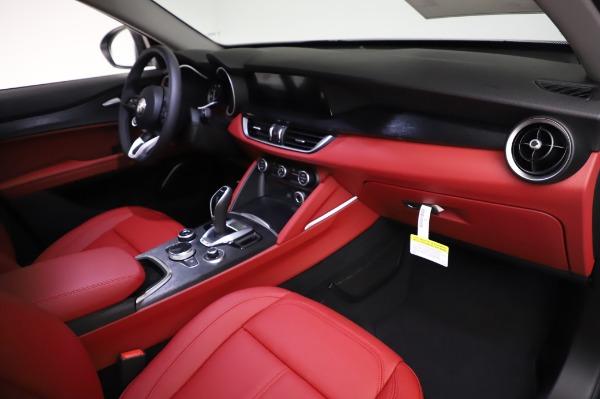 New 2021 Alfa Romeo Stelvio Q4 for sale Sold at Bentley Greenwich in Greenwich CT 06830 22