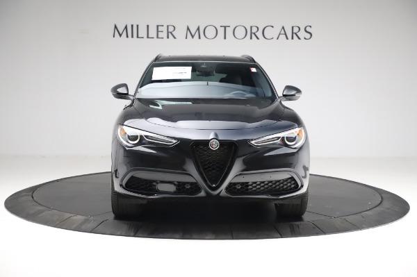 New 2021 Alfa Romeo Stelvio Ti Sport Q4 for sale $57,595 at Bentley Greenwich in Greenwich CT 06830 12
