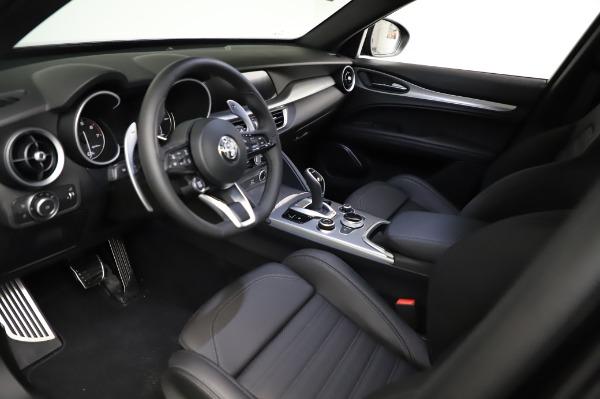 New 2021 Alfa Romeo Stelvio Ti Sport Q4 for sale $57,595 at Bentley Greenwich in Greenwich CT 06830 13
